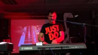 """Yamaha PSR S970 Präsentation mit Michel Voncken + Tyros 5 """"Euro Dance 2016"""" live in Erfurt"""
