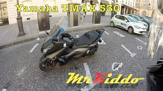 getlinkyoutube.com-Test Riding the Yamaha TMax 530 - The Ultimate Scooter?