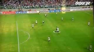 getlinkyoutube.com-Alucinante jugada de Ronaldinho genera polémica en Brasil.