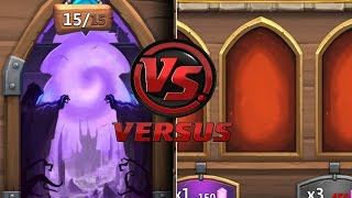 getlinkyoutube.com-$100 Hero Rolls vs Dungeon refreshes to level heroes ability