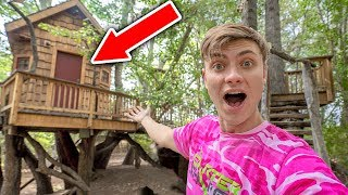 THE GAME MASTER LIVES HERE!! (ABANDONED TREE HOUSE) width=