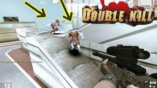 Wolfteam Youtube Tarihinin En İyi 10 Double Trickshot'lari !!