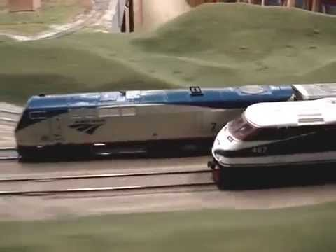 Talgo Vs Superliner