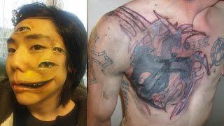 getlinkyoutube.com-Worlds Worst Tattoos! #17