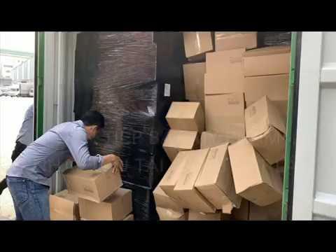 Liên tiếp bắt mỹ phẩm nhập lậu tại cảng Cát Lái