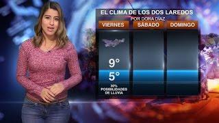 CLIMA 9 DICIEMBRE 2016