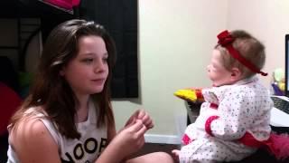 getlinkyoutube.com-Reborn Baby Molly Is Really Upset!