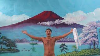 getlinkyoutube.com-Japanese Public Bathing Exposed: The Naked Truth 日本の銭湯と熊鍋 ★ ONLY in JAPAN #25