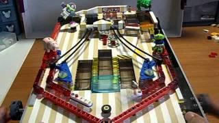getlinkyoutube.com-lego pinball machine with 7 flippers! 3 floors multiball Toy Story by nachapon t-lug thaibrickclub