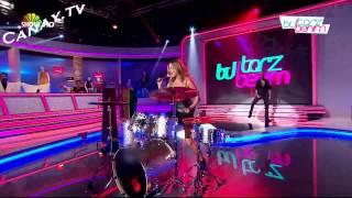getlinkyoutube.com-İvana Sert Dolgun Gögüsler Mini Etek Süper Dans Bu Tarz Benim Show Tv