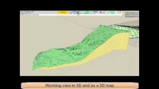 getlinkyoutube.com-TopoShaper 1.0 - Create a Terrain from Contours in Sketchup