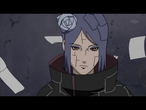 Pain and Konan vs Naruto and Hinata - Naruto Shippuden Ultim
