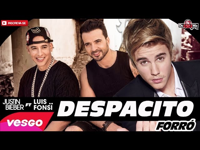 DESPACITO - JUSTIN BIEBER FT LUIS FONSI & DADDY YANKEE karaoke version ( no vocal ) lyric