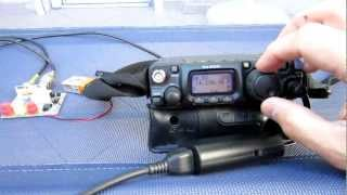 getlinkyoutube.com-Portable QRP Magnetic Loop Antenna (40-10m)