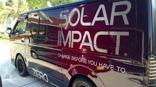 getlinkyoutube.com-フロントガラス『SOLAR IMPACT(ソーラーインパクト)』デモカー実走【ETC・電波受動について】