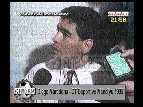 ¿Deportivo Mandiyu? No lo conozco