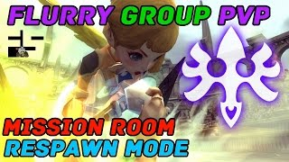 getlinkyoutube.com-Dragon Nest PvP : Flurry Group PvP Lv. 80 : Respawn Mode