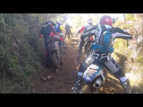 19° Moto Trilha de Anitápolis 2015 - Parte 1 de 2.