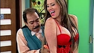 getlinkyoutube.com-A Que Te Ríes - La malvada Sabrina y el pobre Navarrete