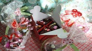 getlinkyoutube.com-簡単 手づくり ハートのミニチョコパイ バレンタイン友チョコにもどうぞ~