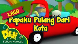 getlinkyoutube.com-Lagu Kanak Kanak | Papaku Pulang Dari Kota | Didi & Friends