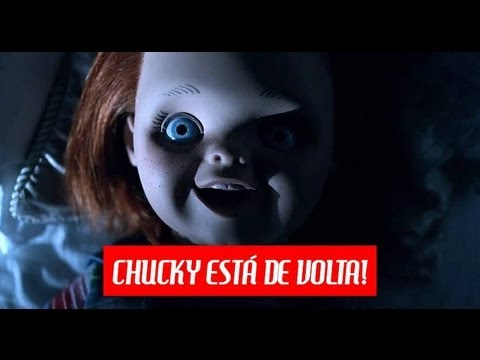 Chucky Child's Play, 1988, 1991,1997,2004, 2010, 2013 Traile