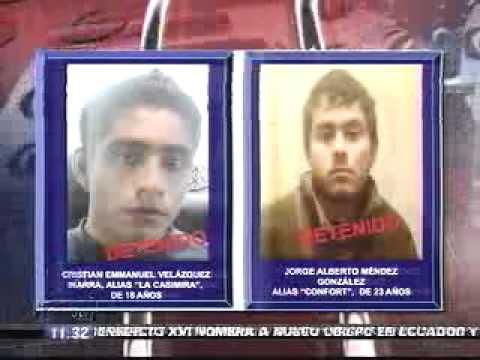 Detienen Policias Federales a dos halcones de Los Zetas en Veracruz