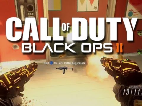 Black Ops 2 - Mad Players On Xbox Live!  (Black Ops 2 Rage!) Video Download