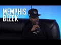 Memphis Bleek The Rocafella Breakup, Gassing Jay Z & Nas Beef + Being Warehouse Music Group CEO