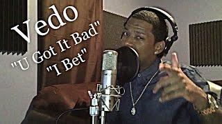 getlinkyoutube.com-Usher/Ciara - U Got it Bad/I Bet (Cover) By: @VedoTheSinger