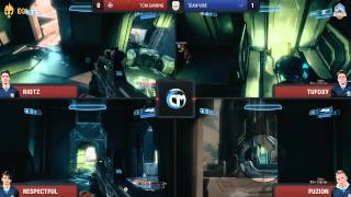 HCS - Battle of Europe : Team Vibe vs TCM Gaming - Map 2 Part 2