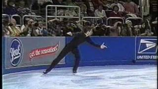 Report on the Life of Rudy Galindo (USA) - 1996 World Figure Skating Championships