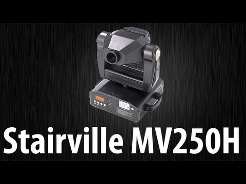 Video-Test: Stairville MV250H
