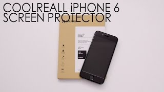 getlinkyoutube.com-COOLREALL iPhone 6 Shatterproof Glass Screen Protector Review & Giveaway