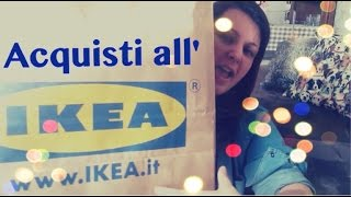 getlinkyoutube.com-Ikea Haul - Acquisti da Ikea - Le Idee di Berta