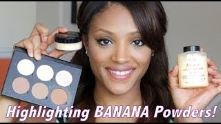 getlinkyoutube.com-Highlighting Banana Powders