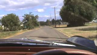 getlinkyoutube.com-Test Driving a 1963 Fuel Injected Corvette 2012 NCRS Duntov Award Winner