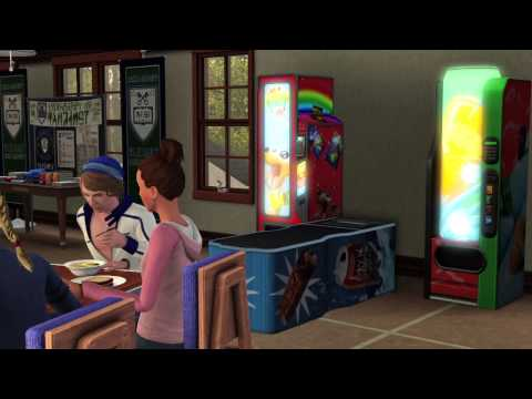 The Sims 3 University Life Producer Walkthrough