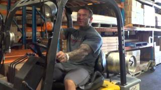 CRIBS - Featuring Lee Priest