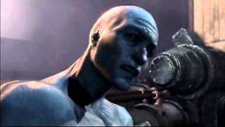 Batman Arkham City - Mr Freeze (ingame cutscenes)