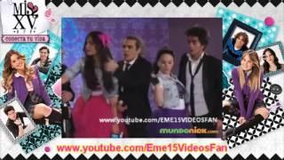 getlinkyoutube.com-MissXV - Clones de EME15 cantan A mis Quince y Wonderland [Capitulo 110]
