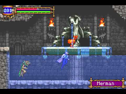 Castlevania - Aria of Sorrow - Castlevania - Aria of Sorrow (GBA) - Vizzed.com Play - User video