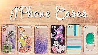 getlinkyoutube.com-DIY Tumblr Inspired Iphone Cases|Украшение чехлов для телефона| Настя Клевер