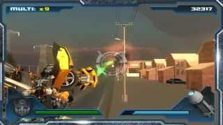 Transformers Victory is Sweet Unity Game