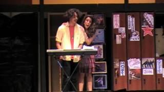 getlinkyoutube.com-Fame (Carmen flirting with Shlomo)