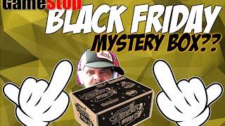 Gamestop Black Friday Funko Pop Mystery Box :: Mystery Box?