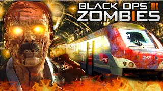 "getlinkyoutube.com-Black Ops 3 Zombies | New ZOMBIE TRAIN Revealed! / ""Shadows of Evil"" SUSPENDED RAILWAY First Glimpse"