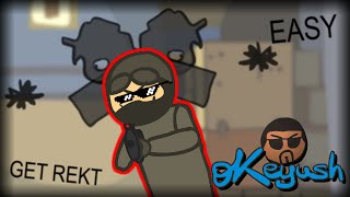 getlinkyoutube.com-CS:GO Cartoon. Episode 1 Typical tactic of Silver