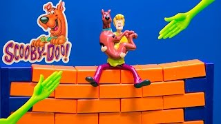 getlinkyoutube.com-SCOOBY DOO Carton Network  Paw Patrol Hold On Scooby Video Toys Unboxing