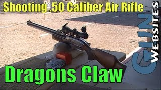 getlinkyoutube.com-.50 Caliber Air Rifle, Dragons Claw